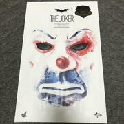 Dark Knight The Joker Hot Toys The Bank Robber 2.0 Mms249 1/6 Figure Japan Used