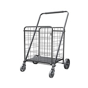 Xinglang Folding Shopping Cart, Collapsible And Heavy Duty Grocery Cart, Easy ,
