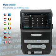 Wifi Stereo Radio Gps Navigation 9and039and039 Android 10.1 Player For 09-12 F150 Model B