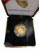 2016 100th Anniversary Of The National Park Service Gold Proof Coin Mint Coa