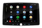 Ford Mustang 2015-up P100cpa Radio Receiver Bluetooth 10'' Android Auto Carplay