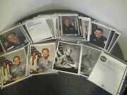 Nasa Astronaut Shuttle Lot 57 Photos Red/ Blue/ Black Serial Numbers-1976-1992