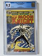 Marvel Spotlight 28 1976 Cgc9.2 1st Solo Moon Knight White Pages
