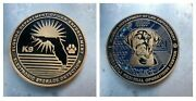 Florida Department Of Law Enforcement Canine K9 Challenge Coin