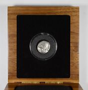 20bc-55ad Silver Shekel Of Tyre Biblical 30 Pieces Of Silver - Display Box 8380