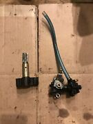 Mercury 80 100 115 125 Hp Oil Pump Assembly With Driven Gear And Adapter 44345t3