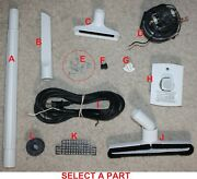 Oreck Xl Bb870-aw Handheld Canister Vacuum Cleaner Replacement Parts Only