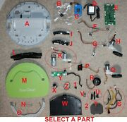 Pyle Pucrc15 Pure Clean Smart Robotic Vacuum Cleaner 'replacement Parts Only