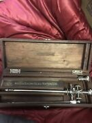 1912 Brown Buerger Cystoscope Wappler Electric Company New York Complete Fd20