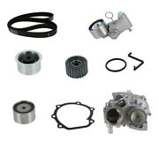 Engine Timing Belt Kit With Water Pump-natural Crp Tb307lk2