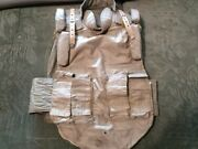 Soviet Russian Army 6b5-14 Armor Vest 1995 Afghanistan Chechen Wars