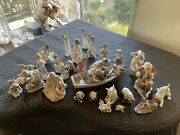 Lladro Figurine Collection Of 28