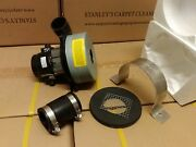 Boat Lift Vacuum Blower Motor With Rubber Gromet Coupling - Boat Lift -