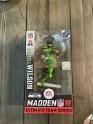 Mcfarlane Madden 18 [series 1] Russell Wilson Seahawks Color Rush Action Figure