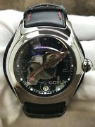 Corum Bubble Night Flyer 082.150.45 Black Dial Automatic Menand039s Watch