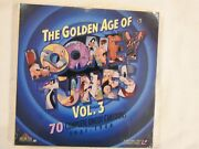 The Golden Age Of Loony Tunes Vol. 3 Brand New Laserdisc Box Set Sealed
