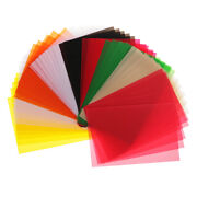 50sheets Colorful Tracing Clear Papers For Diy Photo Scrapbooking Paper