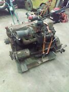 1946 Chevy 216 Complete Engine