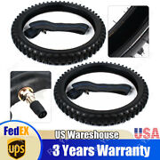 Front Rear Tire Tube For Dirt Pit Bikes 50cc-150cc 70/100-19 90/100-16 Replace