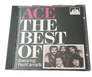Rare L New - The Best Of Ace Featuring Paul Carrack Import 1987 Miles Records