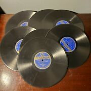 7 Antique Easy Listening 10 Vinyl Columbia Records By Charles Harrison And Others
