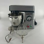 Hamilton Beach Cpm700 Commercial Stand Mixer W Bowl Attachments Works Nice