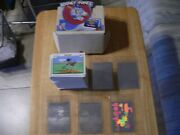 1990 Upper Deck Looney Tunes All Stars Trading Cards Complete Set And 5 Holograms