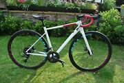 Cube Axial Ws Womens Pro Disc 2019 Road Bike 50cm Under 50 Miles - Perfect