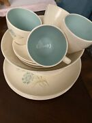 Taylor Smith Taylor Ever Yours Boutonniere Set Of 18cups Saucers Plates Bowl