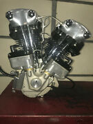 Sands Harley Davidson Knucklehead Engine 93 Inch S And S Free Shipping