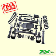 6.5 Front And Rear Suspension Lift Kit For Chevy Tahoe 4wd Gas 2007-2014 Zone