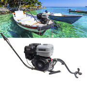 15hp 4 Stroke Outboard Motor Boat Gasoline Fishing Engine 3600rpm 9000w Us New