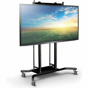 New Mooreco Iteach Spider Flat Panel Cart - Electric Height Adjustable