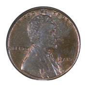 1915 Lincoln Wheat Cent Anacs Ms63rb