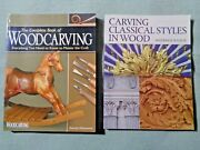 The Complete Book Of Woodcarving / Carving Classical Styles In Wood Sc/lnc