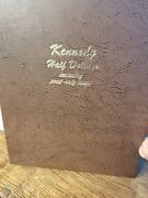 1964 -2007 Kennedy Unc And Proof Coins Full Set.