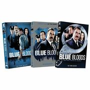 Blue Bloods Complete Season 1,2,3,4 Dvd 4 Box Sets 3 New,sealed,and 1 Is Mint+