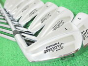 Good Condition Tight List Forged Gorgeous Bottles 2-pw Modus 105 Tiger Woods