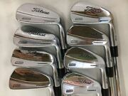 Iron Set Tight List Mb 716 Bottles 3-9 Dynamic Gold Flex S200 5i 38in/d-2/weight