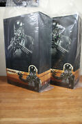 Lot Of 2 Hot Toys The Mandalorian - Death Trooper 1/6th Scale Collectible Figure