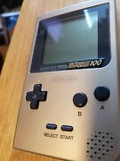 Gold Nintendo Power 100th Issue Edition Game Boy Pocket Extremely Rare