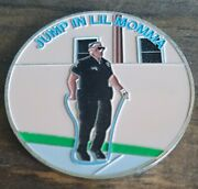 Miami Police Department Jump In Lil Momma Challenge Coin