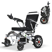 Wolf Fold And Travel Electric Wheelchair Power Wheelchair Lightweight Mobility