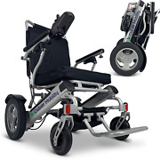 Tiger Folding Lightweight Electric Power Wheelchair Medical Mobility