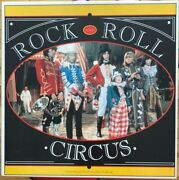 The Rolling Stones Rock 'n' Roll Circus Box Cd Vhs