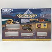 Bachmann 24013 N Scale Thunder Valley Train Set Box And Foam Insert Only
