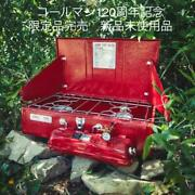 Sold-out Popular Limited Edition Coleman 120th 413j Powerhouse Two Burner