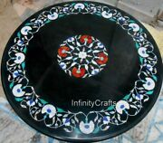 36 Marble Dining Table Top Peitra Dura Art Coffee Table For Restaurant And Bars