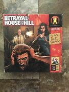 Avalon Hill | Betrayal At House On The Hill Game | 1st Edition 2004 | Used