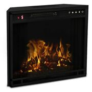 Regal Flame33 Inch Flat Ventless Heater Electric Fireplace Insert